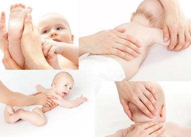 Ostéopathie bébé